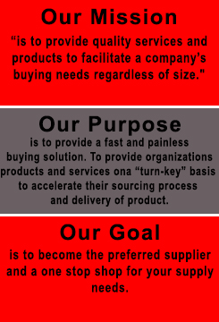 Contractor Connection Inc Mission Statement